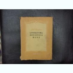 Literatura sovietica rusa - L. I. Timofeev