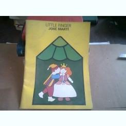 LITTLE FINGER - JOSE MARTI
