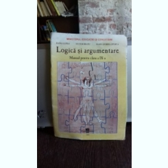 LOGICA SI ARGUMENTARE - ELENA LUPSA