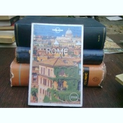 Lonely Planet Best of Rome 2018 (Travel Guide)  (ghid de calatorie/Roma)