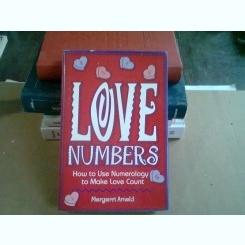 LOVE NUMBERS - MARGARET ARNOLD