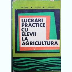 LUCRARI PRACTICE CU ELEVI LA AGRICULTURA, GH. CHIRIAC, M. VLADUT, I. ANGHLESCU