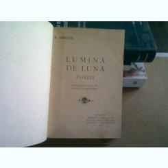 LUMINA DE LUNA - M. EMINESCU  (ED.ION SCURTU)