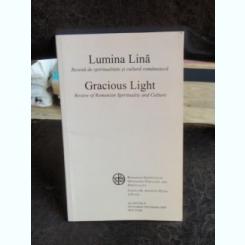 LUMINA LINA REVISTA DE SPIRITUALITATE NR.4/2009
