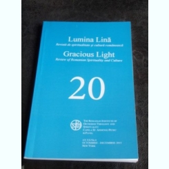 LUMINA LINA REVISTA DE SPIRITUALITATE NR.4/2015
