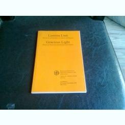 LUMINA LINA - REVISTA DE SPRIRITUALITATE NR. 4/2008