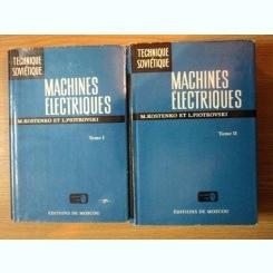Machines electriques, Tome I, II  de Kostenko M., Piotrovski L.