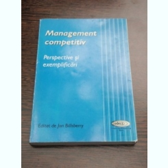 MANAGEMENT COMPETITIV. PERSPECTIVE SI EXEMPLIFICARI - JIN BILLSBERRY