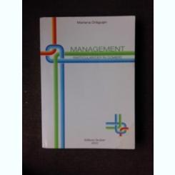 MANAGEMENT, PARTICULARITATI IN COMERT - MARIANA DRAGUSIN