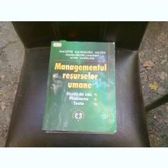 MANAGEMENTUL RESURSELOR UMANE - VIOREL LEFTER