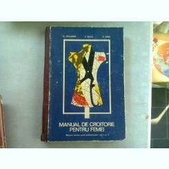 MANUAL DE CROITORIE PENTRU FEMEI - H. WALDNER