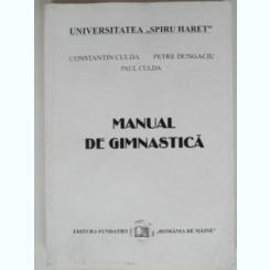MANUAL DE GIMNASTICA - CONSTANTIN CULDA
