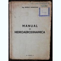 MANUAL DE HIDROAERODINAMICA - IONESCU DEMOSTENE