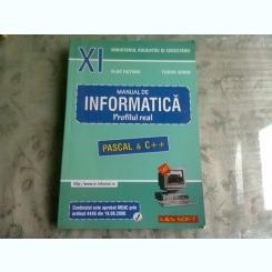 MANUAL DE INFORMATICA PROFILUL REAL - VLAD HUTANU
