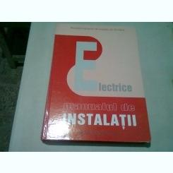 MANUAL DE INSTALATII-INSTALATII ELECTRICE SI DE AUTOMATIZARE