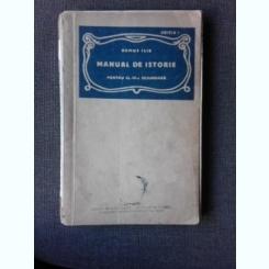 MANUAL DE ISTORIE CLASA II -A SECUNDARA - REMUS ILIE  EDITIA I