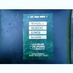 Manual de medicina clinica - J. A. B. Collier, J. M. Longmore