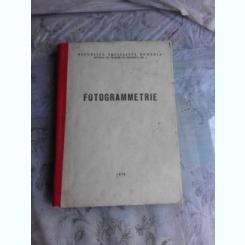 MANUAL DE OFOTOGRAMMETRIE - TEODORU VASILE