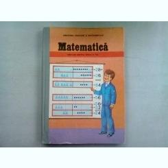 MANUAL MATEMATICA CLASA II-A - DUMITRU ROSCA