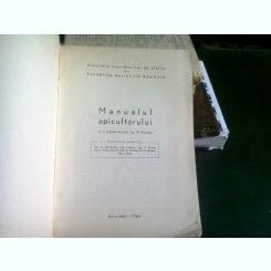 MANUALUL APICULTORULUI - V. ALEXANDRU