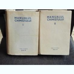 MANUALUL CHIMISTULUI - CAROL LAKNER  - 2 VOLUME