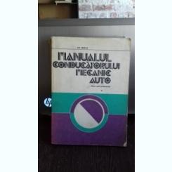 Manualul conducatorului mecanic auto - Gh. Fratila