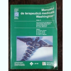 MANUALUL DE TERAPEUTICA MEDICALA WASHINGTON - DEPARTAMENTUL DE MEDICINA UNIVERSITATEA WASHINGTON