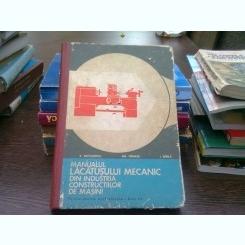 Manualul lacatusului mecanic din industria constructiilor de masini - V. Nicolaescu (scoli profesionale, anul III)