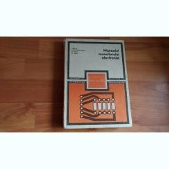 MANUALUL MUNCITORULUI ELECTRONIST - I. RISTEA SI ALTII