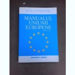 Manualul Uniunii Europene - Augustin Fuerea