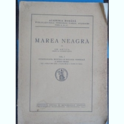 MAREA NEAGRA , VOL 1 , GR. ANTIPA