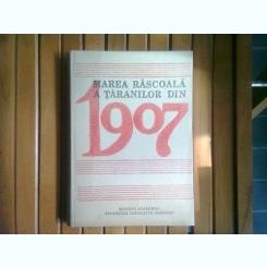 MAREA RASCOALA A TARANILOR DIN 1907