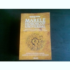 MARELE HOROSCOP UNIVERSAL - MCGREG COUSE