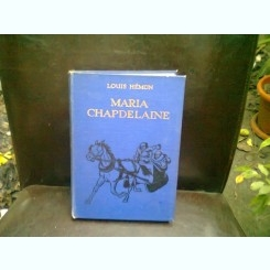 MARIA CHAPDELAINE - LOUIS HEMON