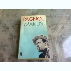 MARIUS -  PAGNOL  (CARTE IN LIMBA FRANCEZA)