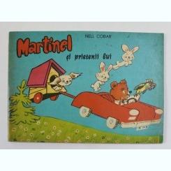 MARTINEL SI PRIETENII LUI DE NELL COBAR , VERSURI DE MAGDA MARES , 1974