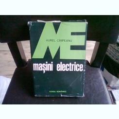 MASINI ELECTRICE - AUREL CIMPEANU