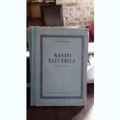 MASINI ELECTRICE - L.M. PIOTROVSCHI