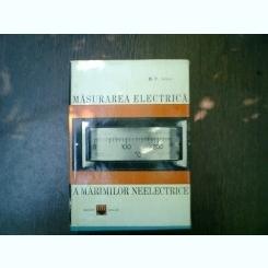 Masurarea electrica a marimilor neelectrice - H. F. Grave