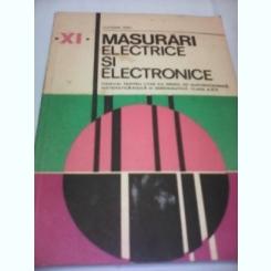 MASURARI ELECTRICE SI ELECTRONICE - EUGENIA ISAC
