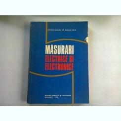 MASURARI ELECTRICE SI ELECTROTEHNICE - EDMOND NICOLAU