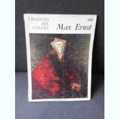 MAX ERNST, ALBUM, TEXT IN LIMBA ITALIANA
