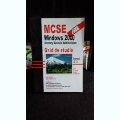 MCSE WINDOWS 2000. GHID DE STUDIU