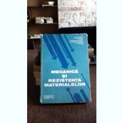 MECANICA SI REZISTENTA MATERIALELOR - D.D. BOIANGIU