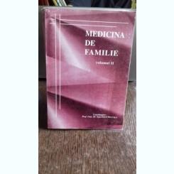 MEDICINA DE FAMILIE - IOAN DOREL BRANEA   VOL.2