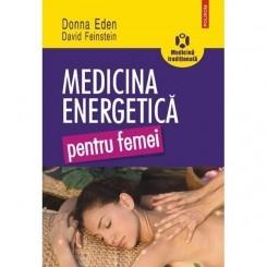 MEDICINA ENERGETICA  PENTRU FEMEI - DONNA EDEN