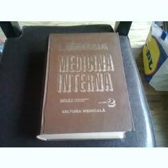 MEDICINA INTERNA. BOLILE CARDIOVASCULARE METABOLICE - L. GHERASIM   VOL.2