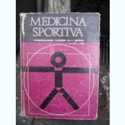 MEDICINA SPORTIVA - I. DRAGAN