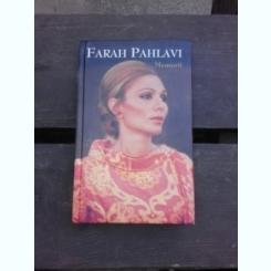 MEMORII - FARAH PAHLAVI   EDITIE CARTONATA