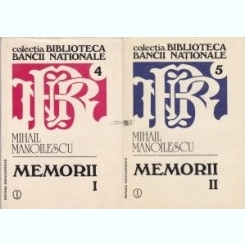 Memorii Mihail Manoilescu
